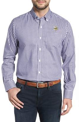 Cutter & Buck League Minnesota Vikings Regular Fit Shirt