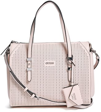 GUESS Gia Satchel $108 thestylecure.com