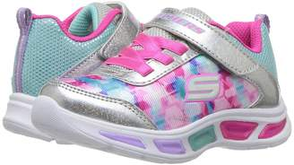 Skechers Litebeams 10921N Lights Girls Shoes
