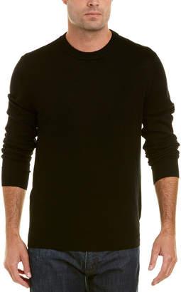 Qi Merino Wool Crewneck Sweater