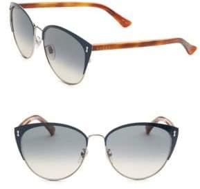 Gucci Tortoise Shell Cat Eye Sunglasses