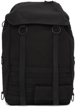 Raf Simons Black Eastpak Edition Topload L Loop Backpack