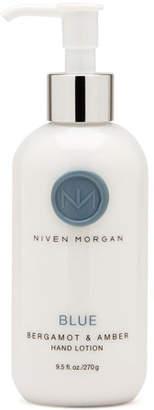 Niven Morgan Blue Hand Lotion, 9.5 oz.