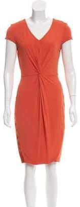 Max Mara Linen and Jersey Dress w/ Tags