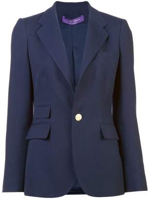 Ralph Lauren single button blazer