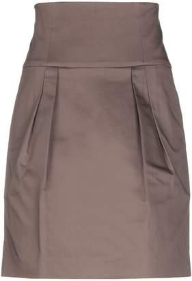 Kiton Knee length skirts