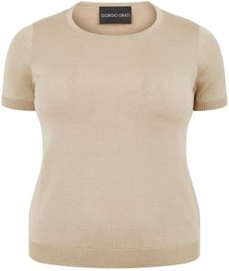 Giorgio Grati Shimmer T-Shirt