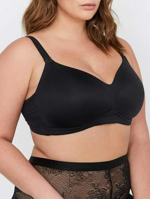 Deesse Collection Sizes G & H - Wireless Padded Bra