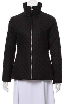 Andrew Marc Long Sleeve Quilted Jacket