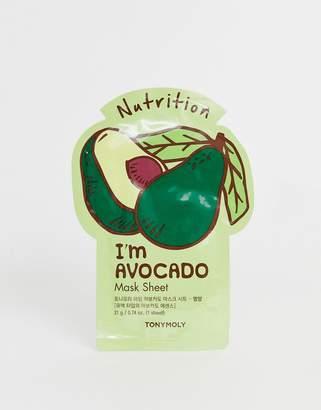 Tony Moly Tonymoly I'm avocado sheet mask