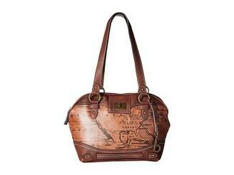 b.ø.c. Voyage Satchel Satchel Handbags