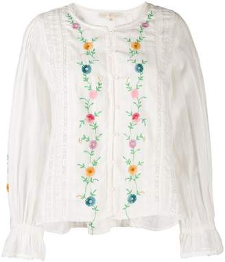 LoveShackFancy Love Shack Fancy Stevie blouse