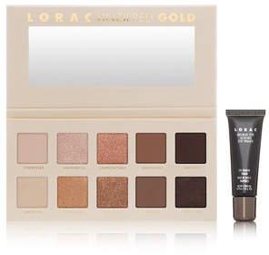 LORAC Cosmetics Unzipped Gold Palette