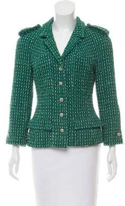 Chanel Lesage Tweed Blazer