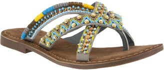 Spring Step Azura by Slide Sandals - Triage
