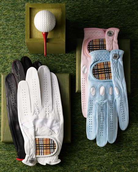 Burberry Left-Hand Golf Glove, Men's