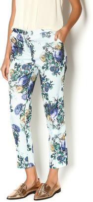 Darling Gabrielle Floral Pants