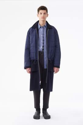 3.1 Phillip Lim Oversized Reversible Coat