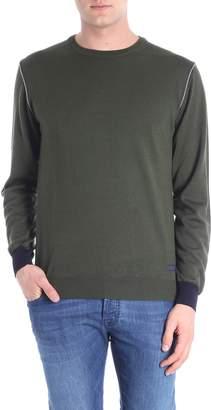 Trussardi Virgin Wool Blend Sweater