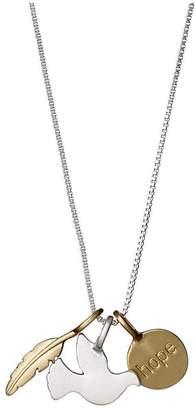 Pilgrim Hope Fortune Necklace