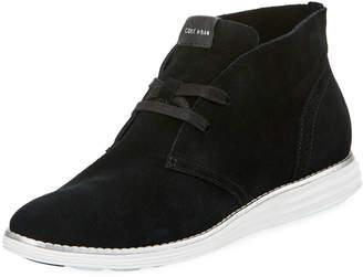 Cole Haan Original Grand Suede Chukka Sneakers