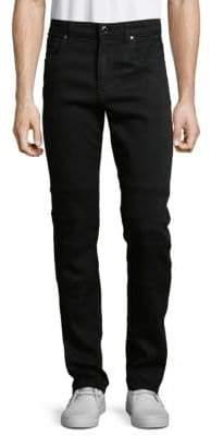 Karl Lagerfeld Classic Moto Jeans