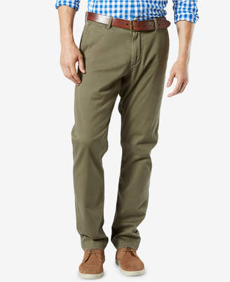 Dockers Athletic Fit Washed Khaki Stretch Pants