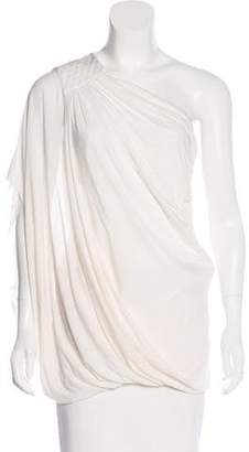 Yigal Azrouel Ruched Layered Top w/ Tags