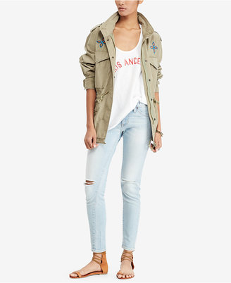 Denim & Supply Ralph Lauren Field Jacket $198 thestylecure.com
