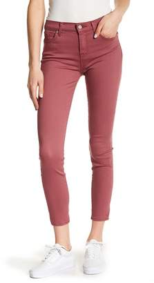7 For All Mankind Gwenevere High Waisted Skinny Jeans