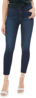 Sam Edelman The Stiletto Raw Edge Skinny Jeans