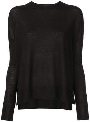 Derek Lam 10 Crosby Boxy Crewneck Sweater