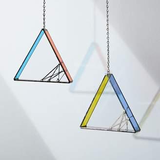 west elm Janel Foo Glassworks Hanging Planter