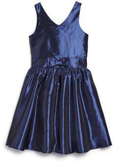 Girl's Taffeta Party Dress $140 thestylecure.com