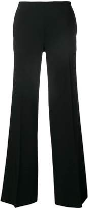 Antonelli formal flared trousers