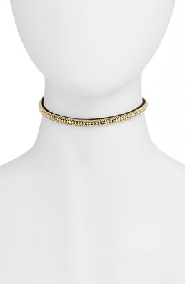 Women's Vanessa Mooney Teresa Choker Necklace $33 thestylecure.com