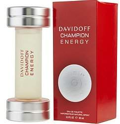 Davidoff Champion Energy By Edt Spray 3 Oz
