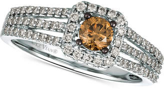 LeVian Le Vian Diamond Ring (3/4 ct. t.w.) in 14k White Gold, Rose Gold or Yellow Gold.