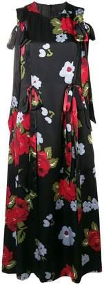 Simone Rocha bow ribbon floral dress