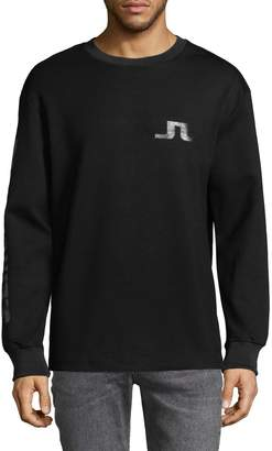 J. Lindeberg Men's Link Double Face Jersey Tee