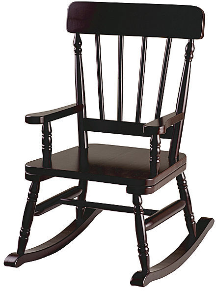 Levels of Discovery Rocking Chair - Espresso