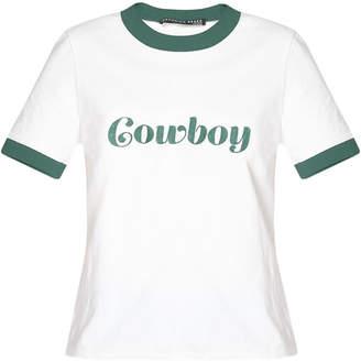 Veronica Beard Mills 'Cowboy' Tee