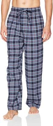 Fruit of the Loom Men's Yarn-Dye Woven Flannel Pajama Pant (2XL, )