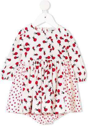 Stella McCartney printed smock dress