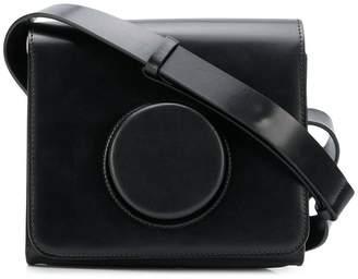 Lemaire circle detail shoulder bag