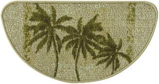 Bacova Guild Paradise Palm Wedge Rug