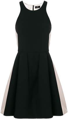 Elisabetta Franchi belted mini dress