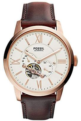 Fossil Men's ME3105 Analog Display Automatic Self Wind Watch