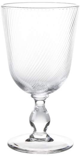 Arabella Clear Glass Goblet
