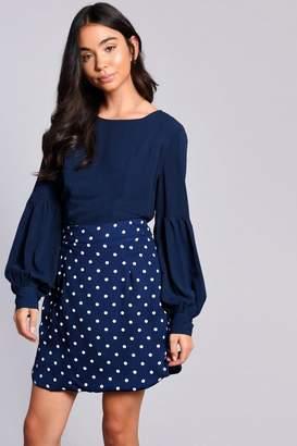 Glamorous **Polka Dot Skirt